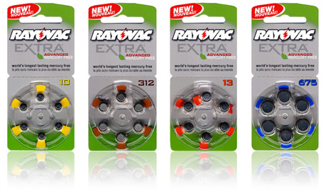Hearing Aid_Oakville_Batteries_Rayovac